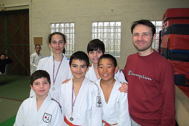 club judo igny