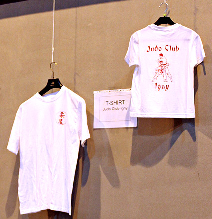 T-Shirt Judo Club Igny